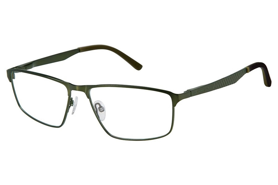 Champion FL1004 Eyeglasses in C03 Dark Olive