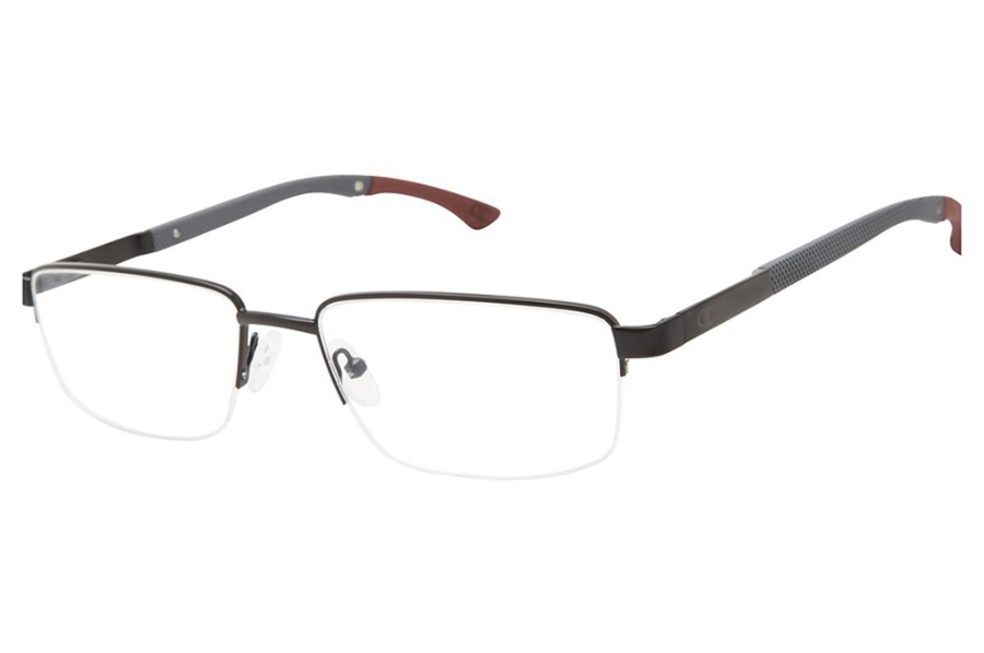 Champion Triad Eyeglasses in C01 Matte Black