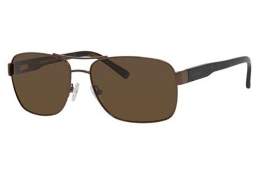 Chesterfield CHESTERFIELD 01/S Sunglasses in 06ZM Shiny Bronze (VW brown polarized lens)