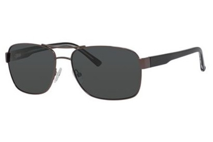 Chesterfield CHESTERFIELD 01/S Sunglasses in 07SJ Gunmetal (RA gray polarized lens)