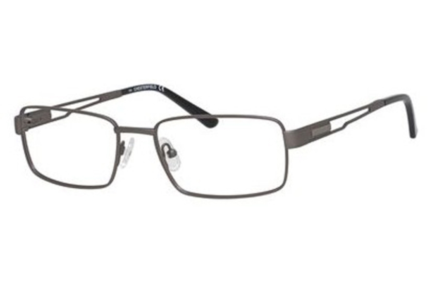 Chesterfield CHESTERFIELD 879T Eyeglasses in 0JCA Brushed Gray