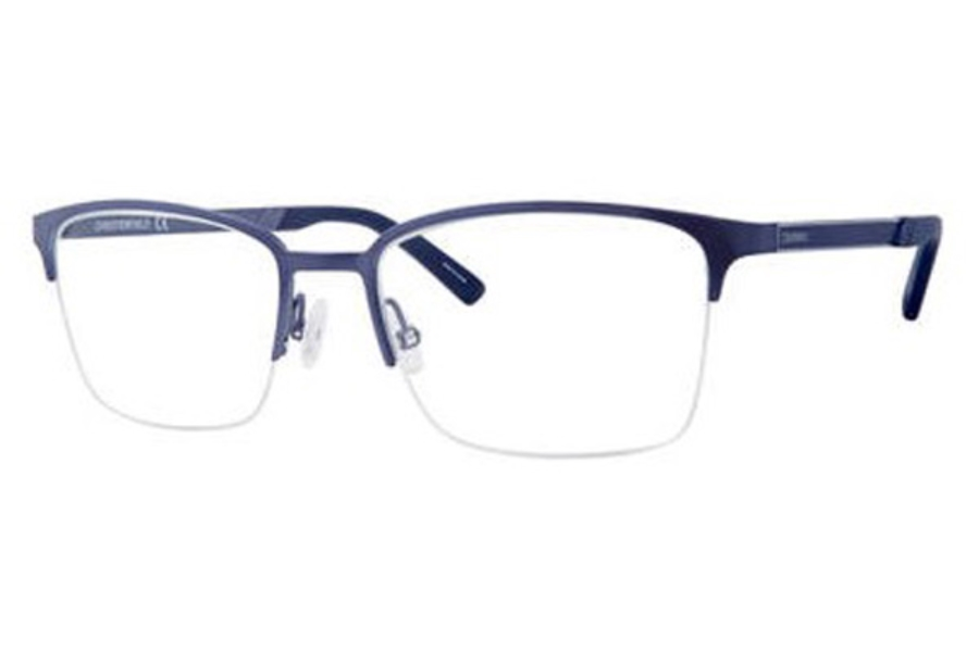 Chesterfield CHESTERFIELD 889 Eyeglasses in 0FLL Matte Blue