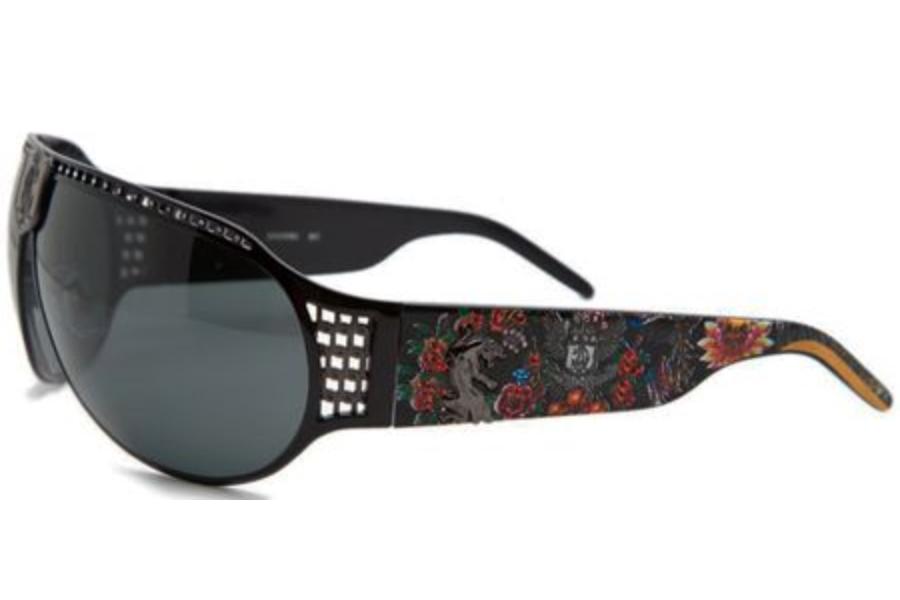 654997cb308 ... Christian Audigier CAS401 GLADIATOR Sunglasses in Christian Audigier  CAS401 GLADIATOR Sunglasses ...
