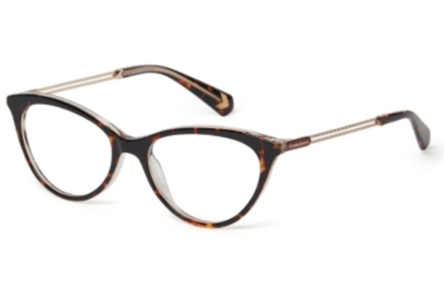 Christian Lacroix CL1078 Eyeglasses in 169-Ambre