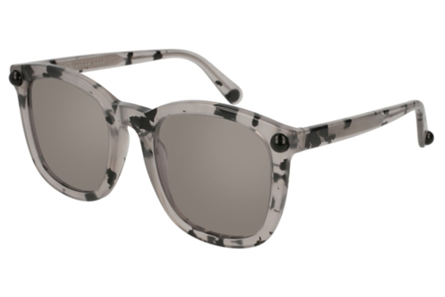 Christopher Kane CK0019S Sunglasses in 005 Havana / Grey