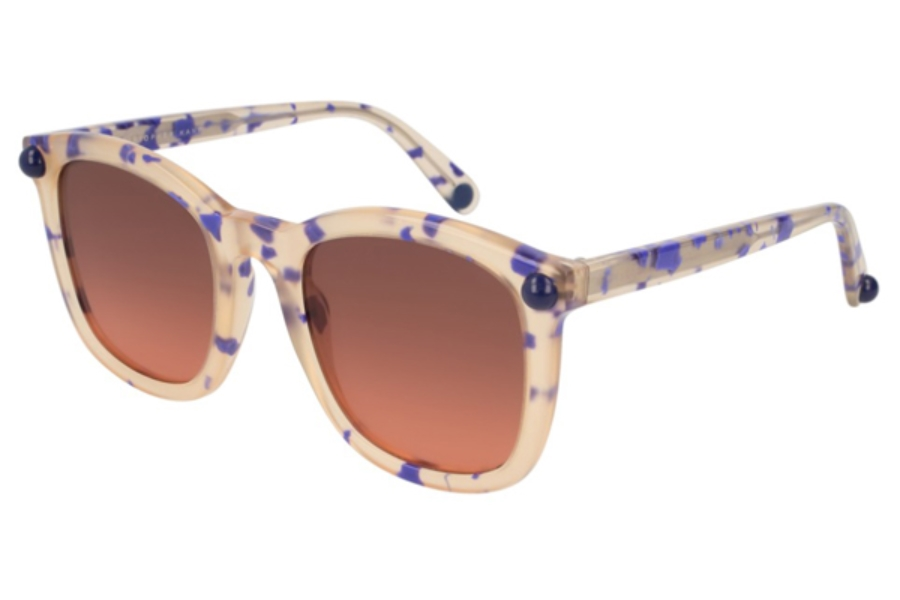 Christopher Kane CK0019S Sunglasses in 006 Havana / Brown