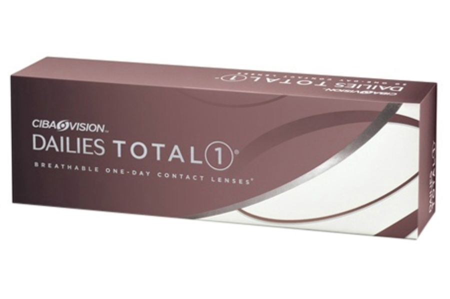 Dailies Dailies Total 1 30 pack Contact Lenses in Dailies Dailies Total 1 30 pack Contact Lenses