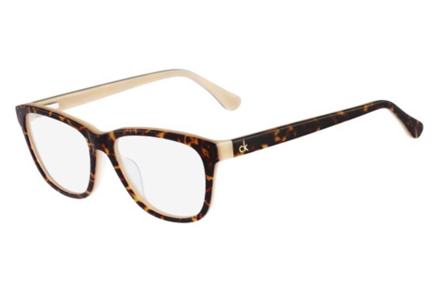 b08b41d1e5103 ... cK Calvin Klein cK5841 Eyeglasses in 206 Tortoise Beige ...
