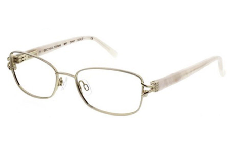 Durahinge Durahinge 41 Eyeglasses in Gold