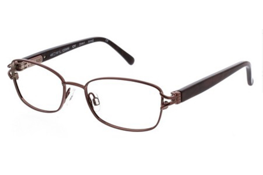 Durahinge Durahinge 41 Eyeglasses in Wine
