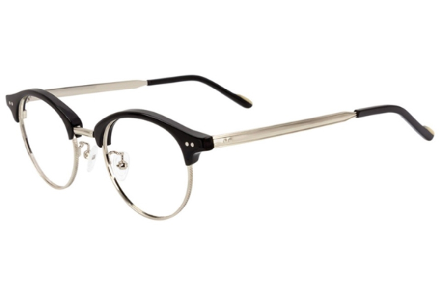 Club Level Designs cld9251 Eyeglasses in C-2 Tuxedo