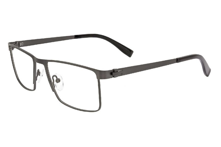 Club Level Designs cld9295 Eyeglasses in C-1 Pewter