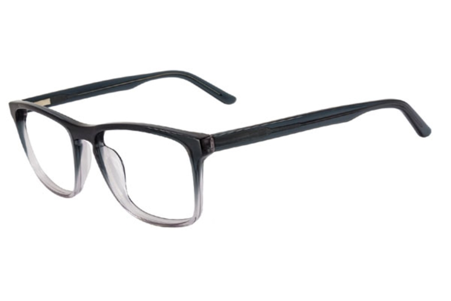 Club Level Designs cld9222 Eyeglasses in C-3 Slate Fade