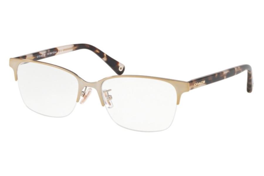 Coach HC5047 Eyeglasses in 9005 Light Gold