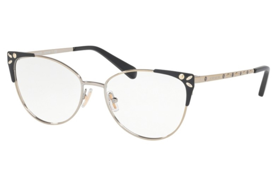 Coach HC5102 Eyeglasses in 9005 Shiny Light Gold