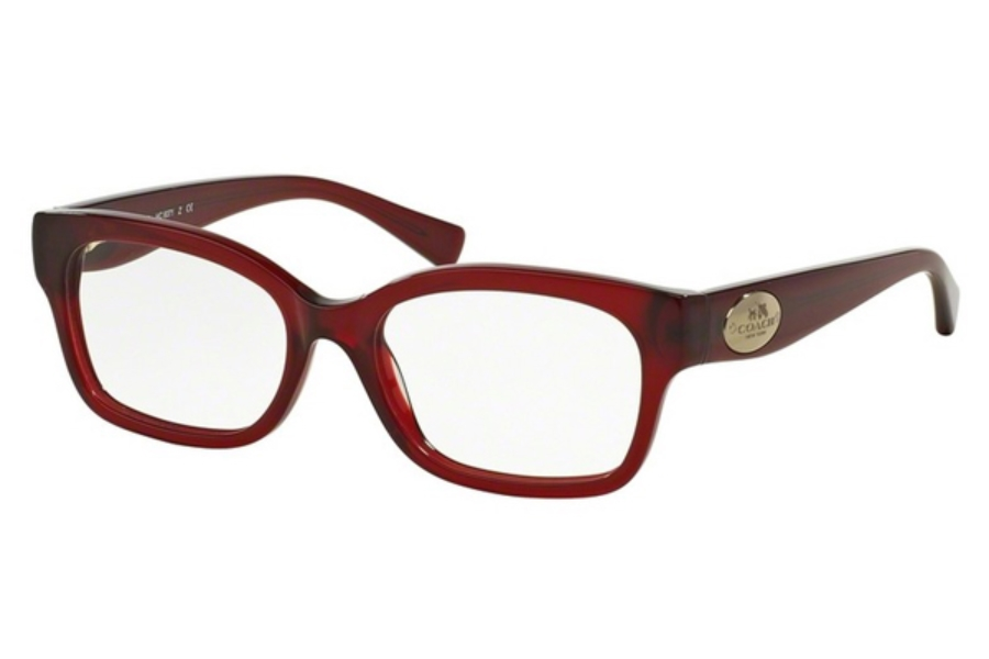 Coach HC6071F Eyeglasses in 5029 Burgundy