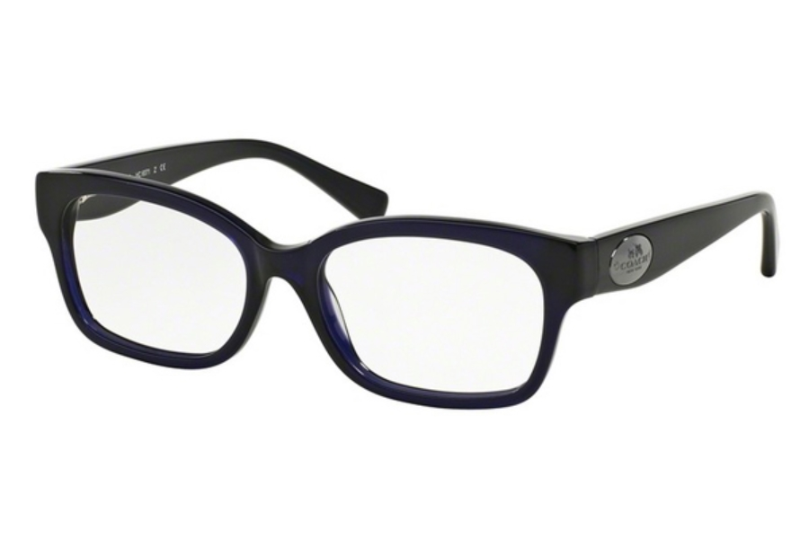 Coach HC6071F Eyeglasses in 5110 Navy