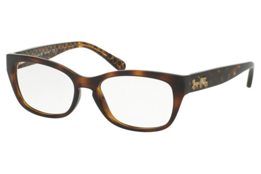 Coach HC6104F Eyeglasses in Coach HC6104F Eyeglasses