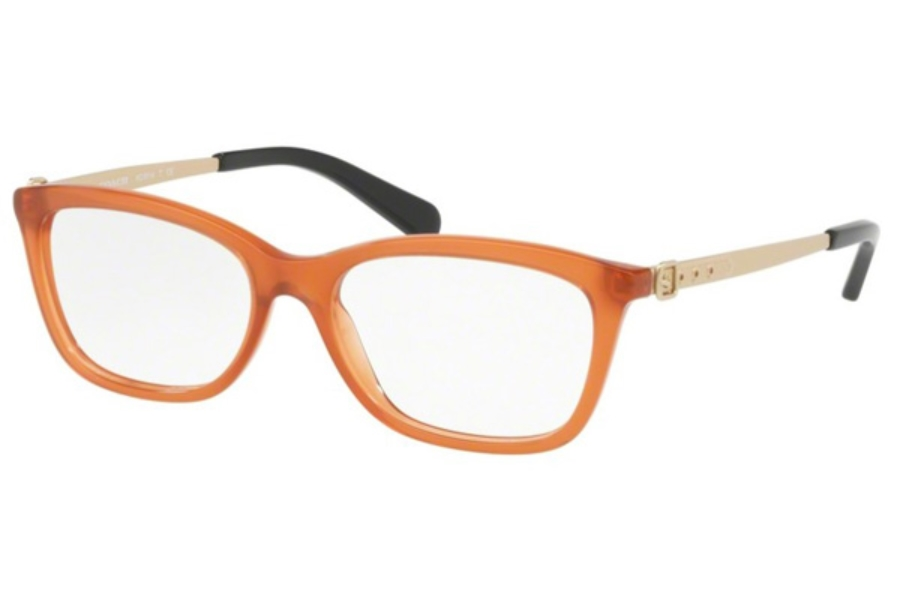 Coach HC6114 Eyeglasses in 5502 Amber (53 size only)