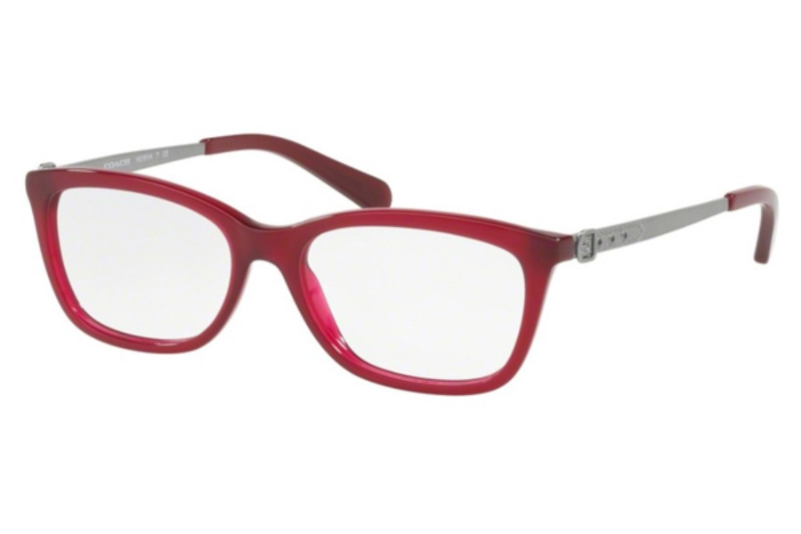 Coach HC6114 Eyeglasses in 5503 Aubergine