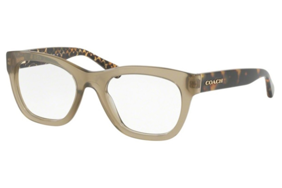 Coach HC6115 Eyeglasses in 5508 Olive (Discontinued)