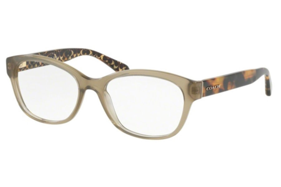 Coach HC6117F Eyeglasses in 5508 Olive