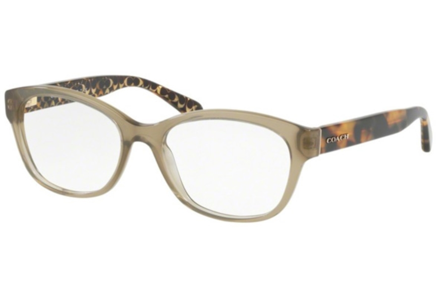 Coach HC6117 Eyeglasses in 5508 Olive