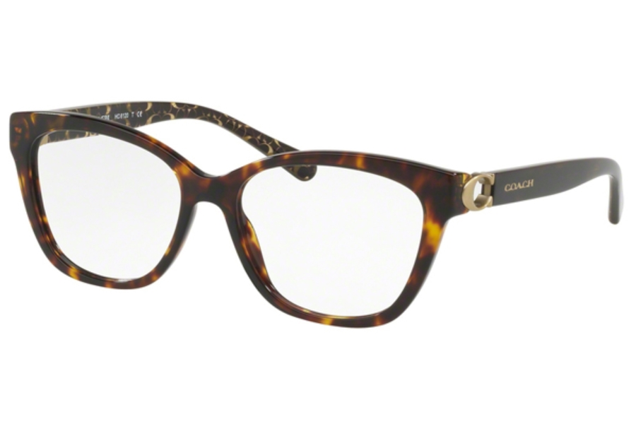 Coach HC6120 Eyeglasses in 5507 Dark Tortoise