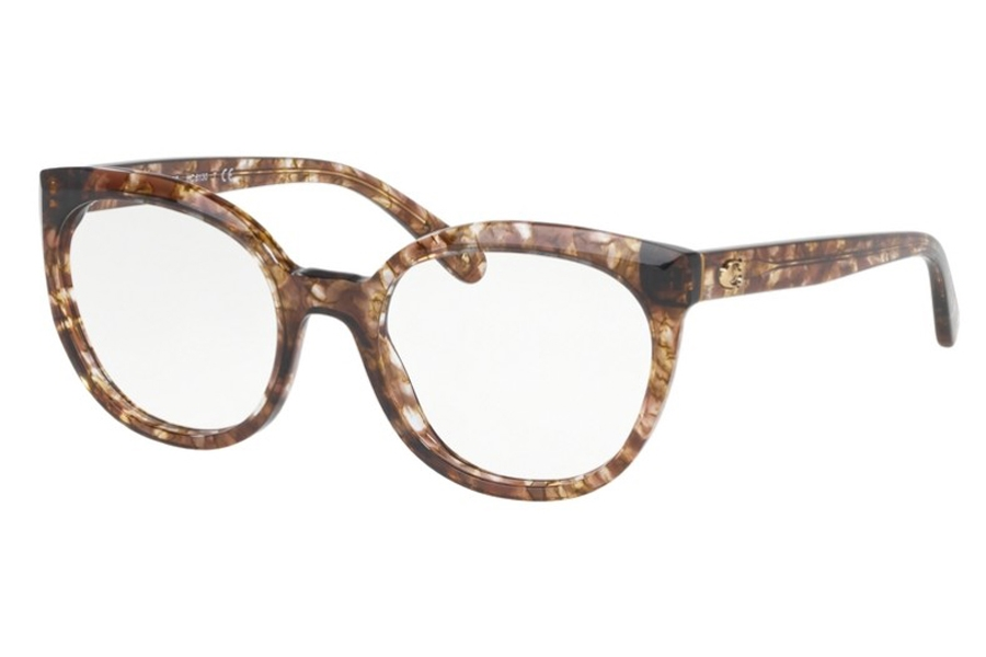 Coach HC6130F Eyeglasses in 5562 Brown Tortoise