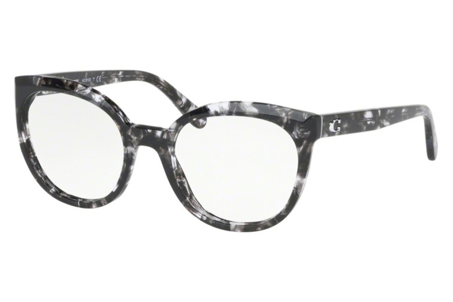 Coach HC6130F Eyeglasses in 5563 Black Tortoise