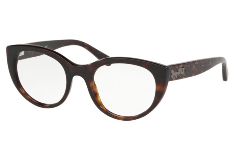 Coach HC6132F Eyeglasses in 5120 Dark Tortoise