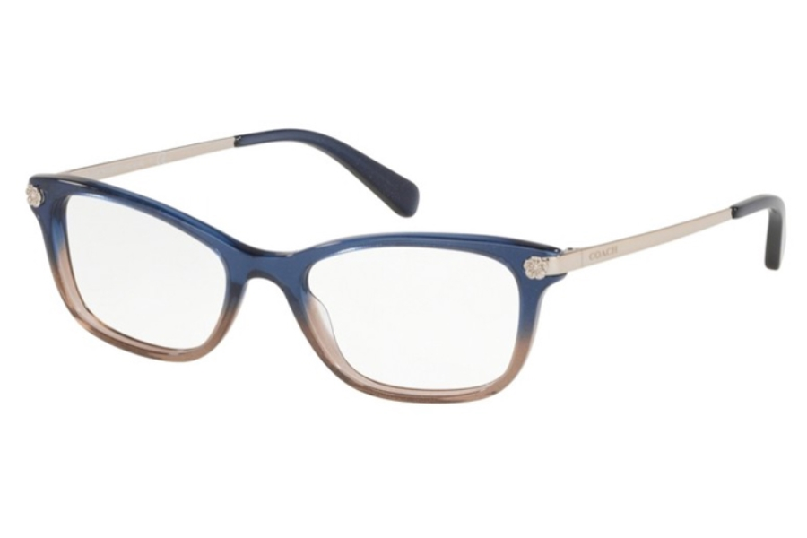 Coach HC6142F Eyeglasses in 5489 Denim Glitter Gradient