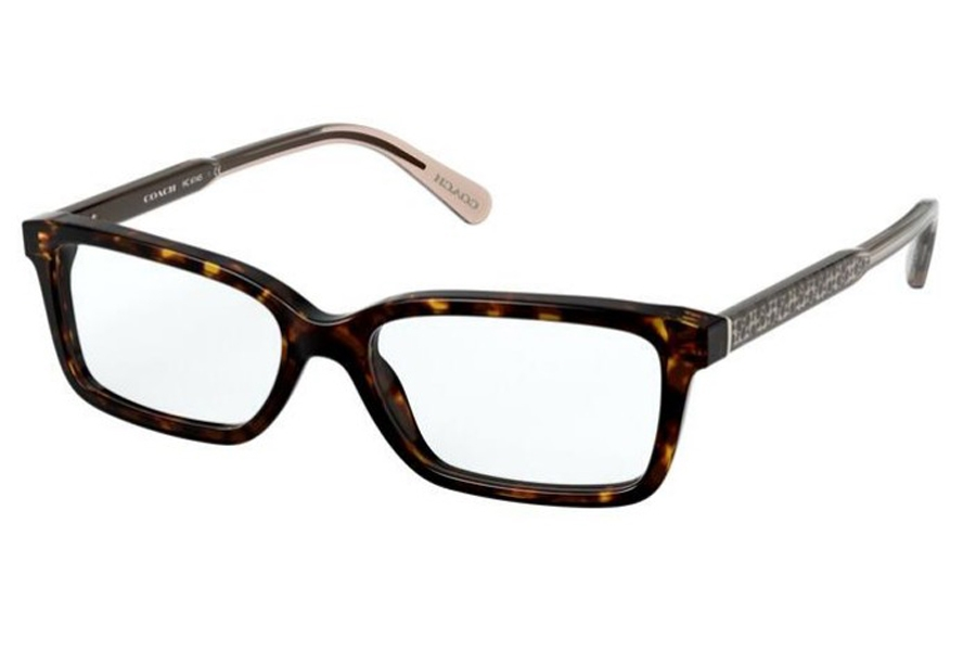 Coach HC6145 Eyeglasses in 5120 Dark Tortoise