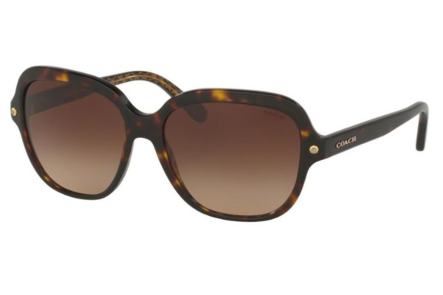 Coach HC8192F Sunglasses in Coach HC8192F Sunglasses
