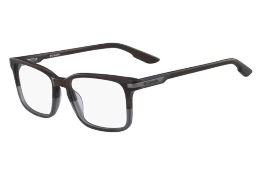 Columbia C8016 Eyeglasses in 260 Tobacco Horn