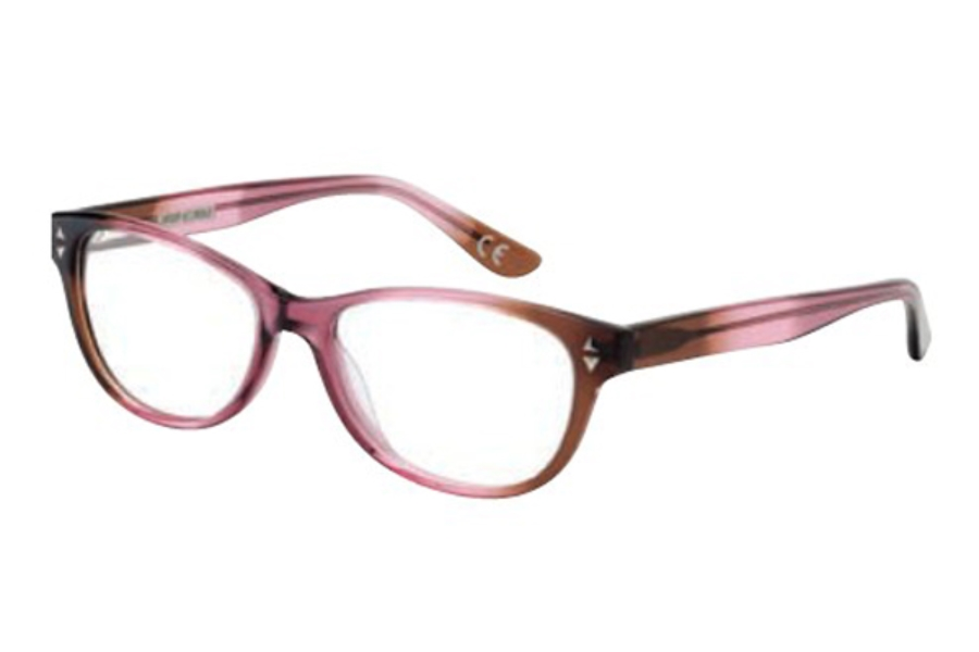 Corinne McCormack Sutton Place Eyeglasses in Wine