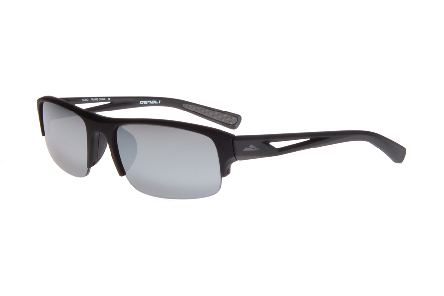 Denali DEN-SOBO Sunglasses in Matte Black