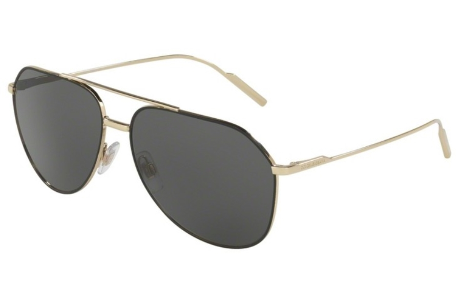 Sunglasses Dolce /& Gabbana DG 2166 1325V6 AZURE//SILVER