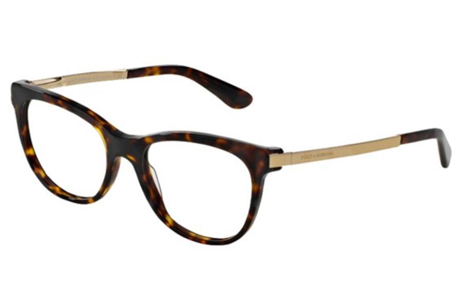 5efde66298678 Dolce   Gabbana DG 3234 Eyeglasses in 502 Dark Havana ...