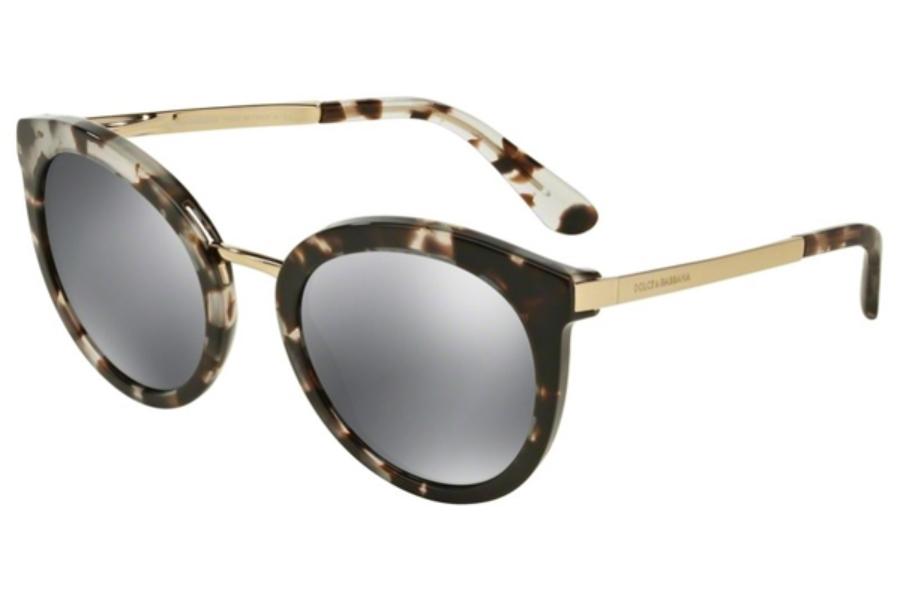 ac0e702580a ... Brown Gradient  Dolce   Gabbana DG 4268 Sunglasses in Dolce   Gabbana  DG 4268 Sunglasses ...