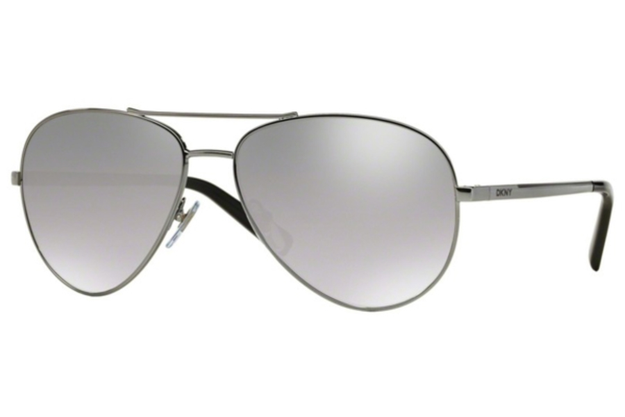 DKNY DY 5083 Sunglasses in 10036V Dark Silver