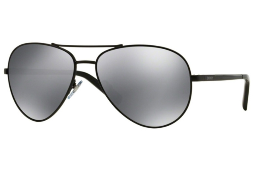 DKNY DY 5083 Sunglasses in 10046G Matte Black