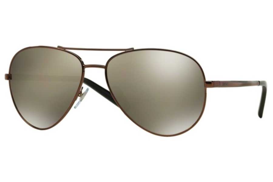 DKNY DY 5083 Sunglasses in 11696F Brown
