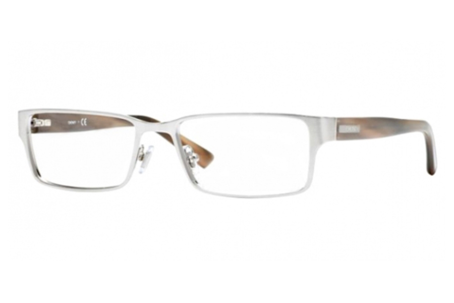 78cbd01595 ... DKNY DY 5646 Eyeglasses in 1010 Brushed Silver ...