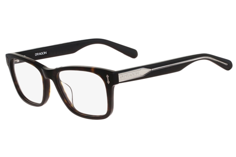Dragon DR134 DYLAN Eyeglasses in 206 Dark Tortoise