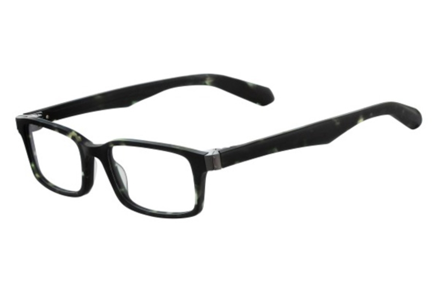 Dragon DR144 WILL Eyeglasses in 310 Matte Olive Tortoise