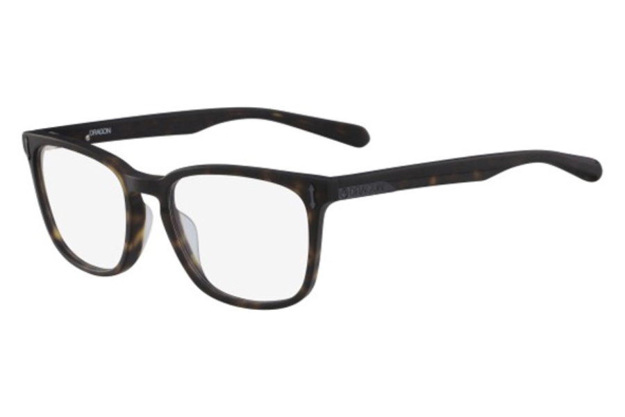 Dragon DR148 GABE Eyeglasses in 226 Matte Tortoise