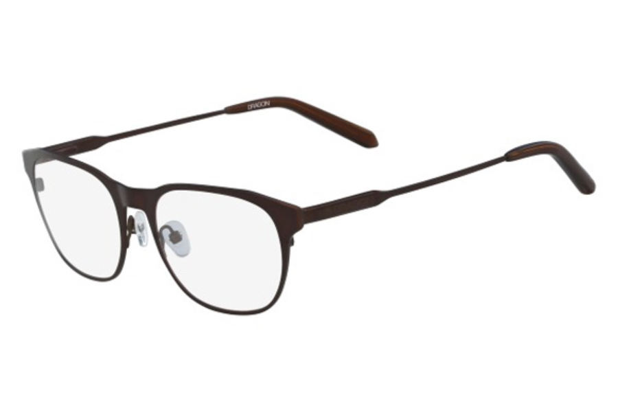 Dragon DR157 COREY Eyeglasses in 209 Deep Mocha