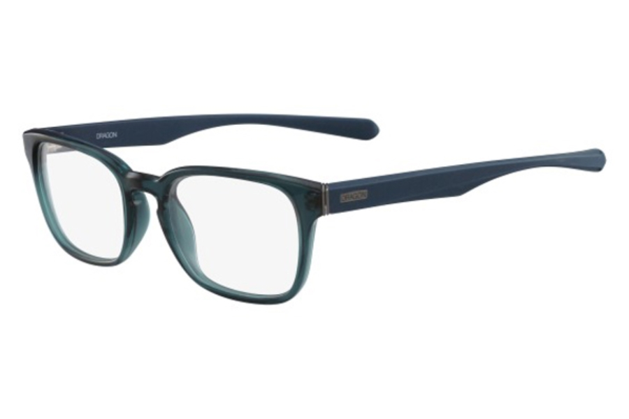 Dragon DR161 BARNEY Eyeglasses in 320 Matte Teal