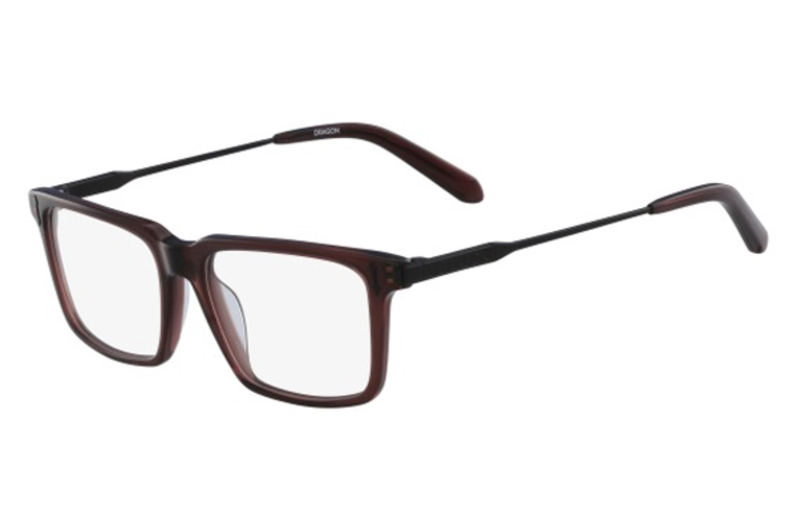 Dragon DR164 STEPH Eyeglasses in 605 Maple Red